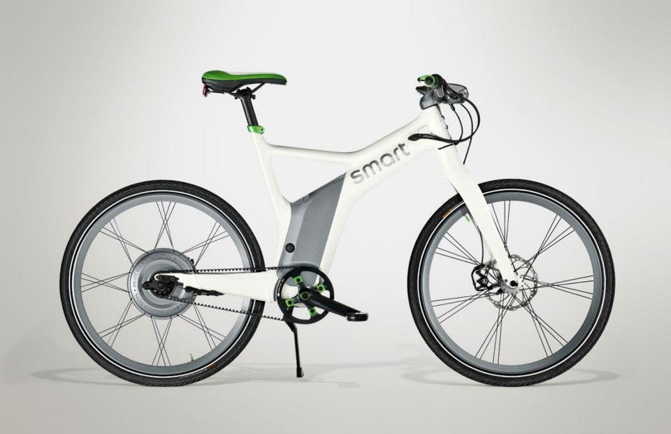Smart E-Bike now available