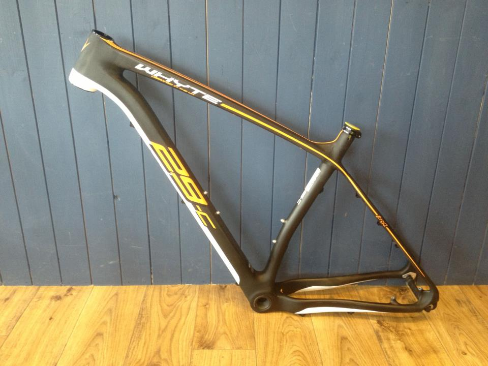 Limited Edition Whyte Carbon 29-C Frame