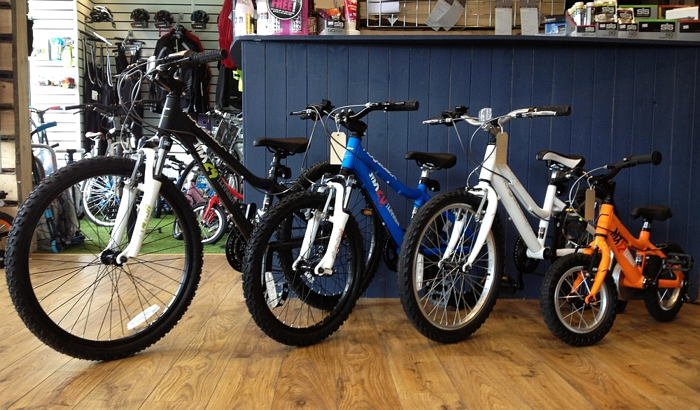 Kids Bikes, Balance Bikes and Scooters Available Now!