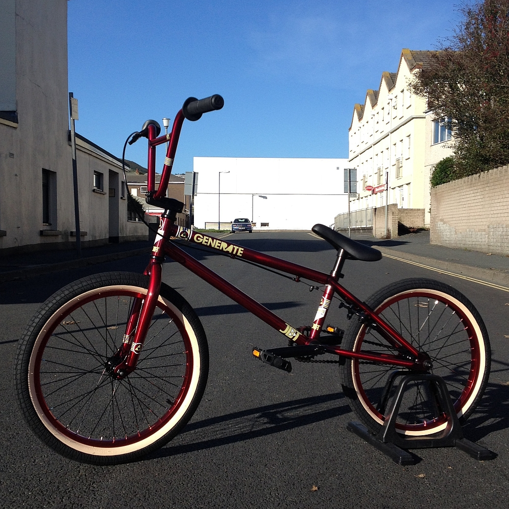 Jet BMX's Now Available!