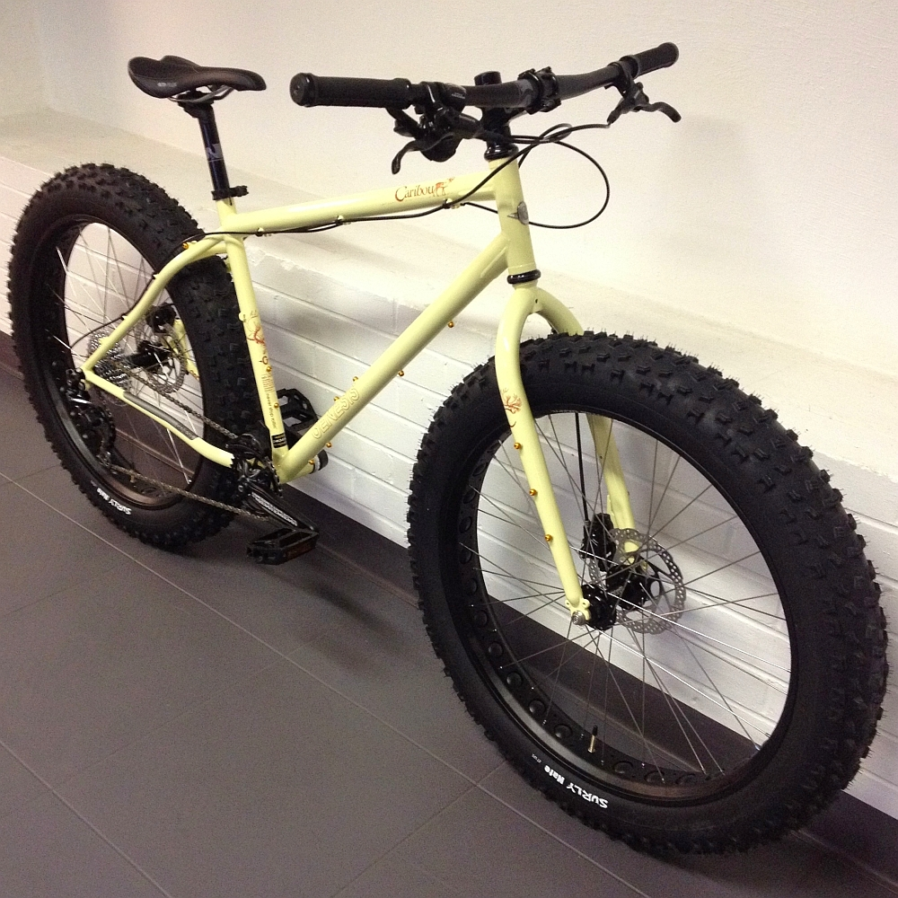 Genesis Caribou Fat-Bike