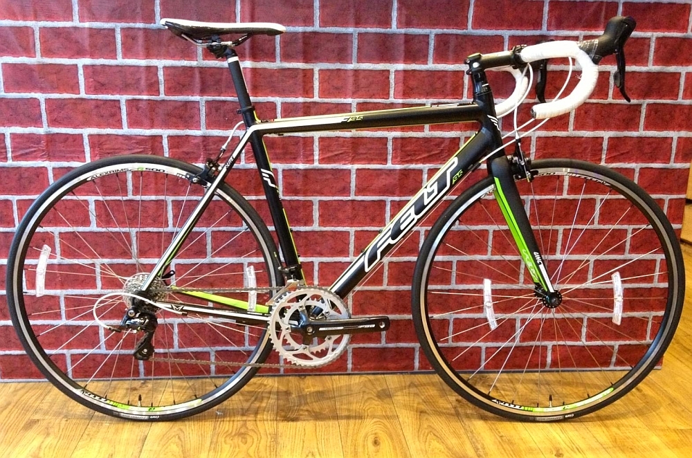 2014 Felt F95 Now In Stock!