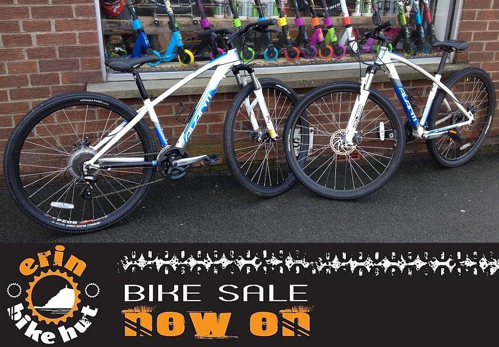 2013 Hire Bikes Now For Sale!