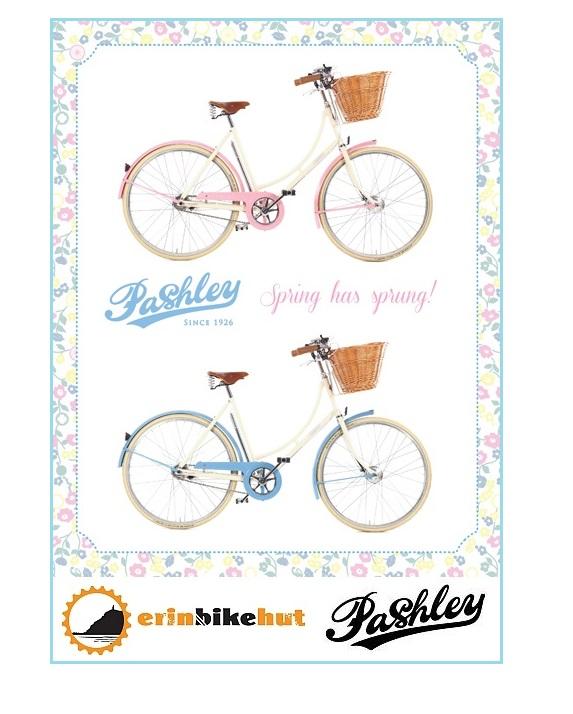 Pashley Sonnet Springtime Erin Bike Hut
