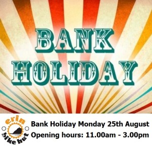 August Bank Holiday 2014