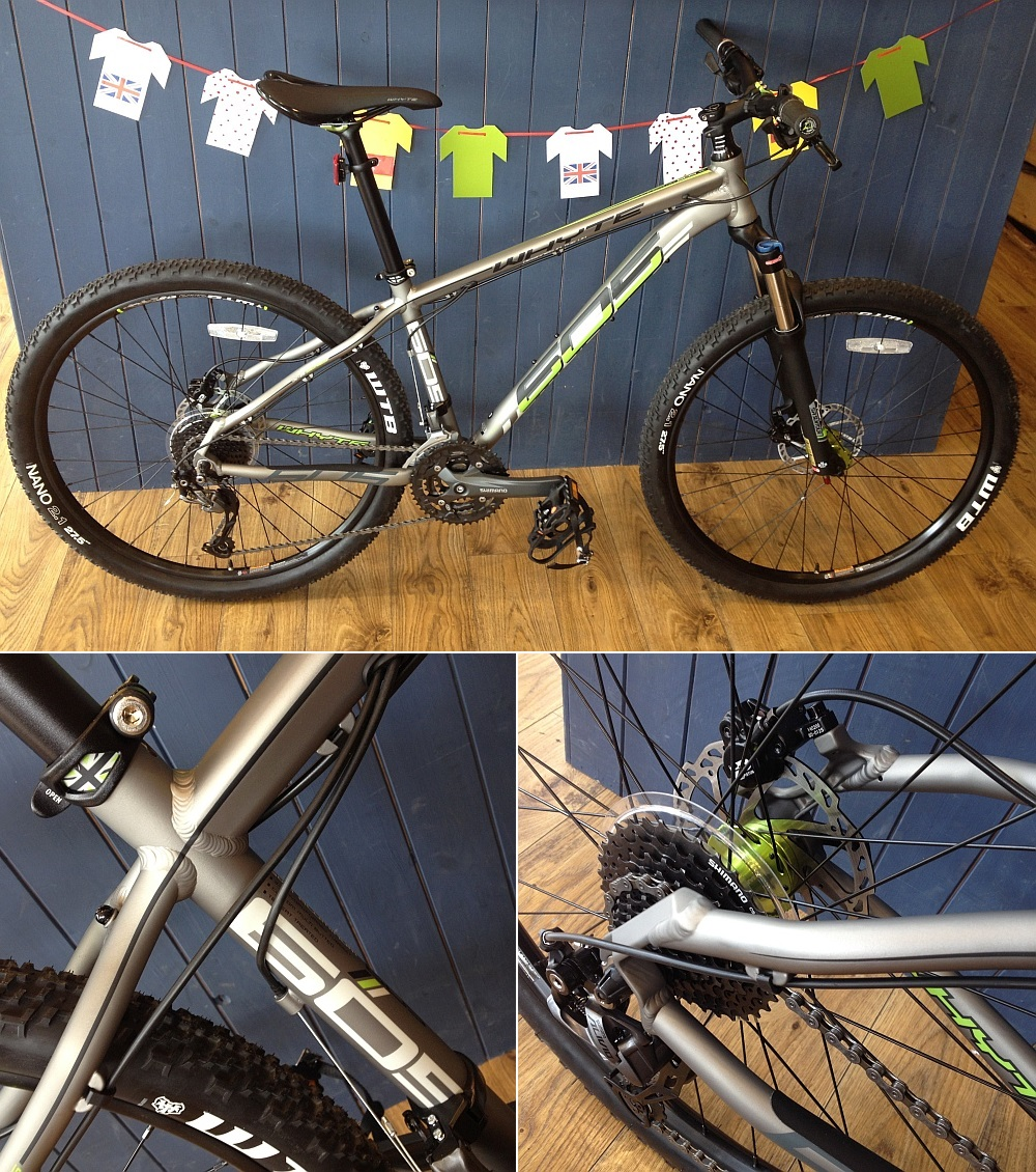 Whyte  605 650b / 27.5 Hardtail