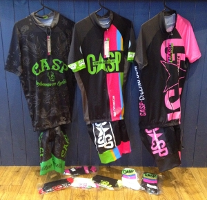 CASP Cycle Clothing