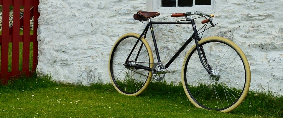 Pashley Cycles : Hand-built in Britian since 1926