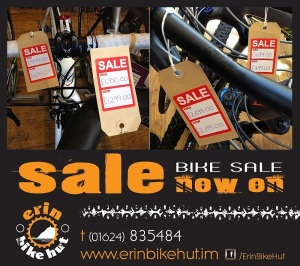 Erin Bike Hut Sale