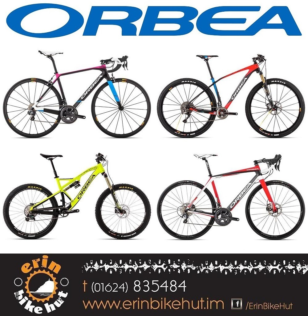 Orbea @ Erin  Bike Hut!