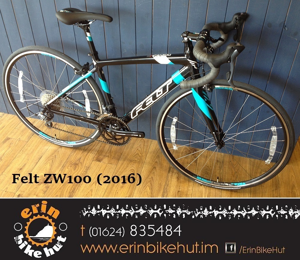 2016 Felt ZW100 Now In Stock!