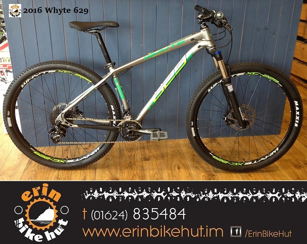 2016 Whyte 629 Available Now!