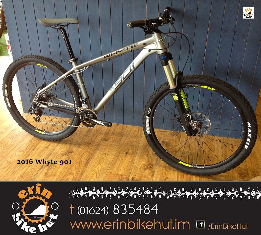 2016 Whyte 901 Available Now!