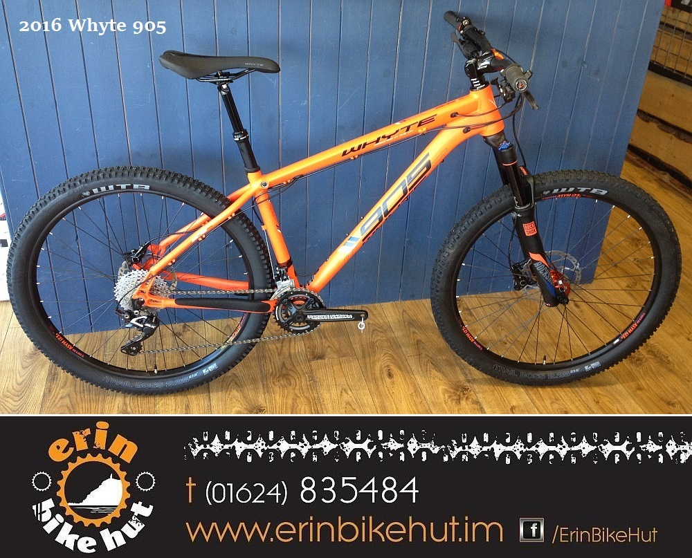 2016 Whyte 905 Available Now!