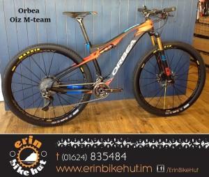Orbea Oiz M-Team