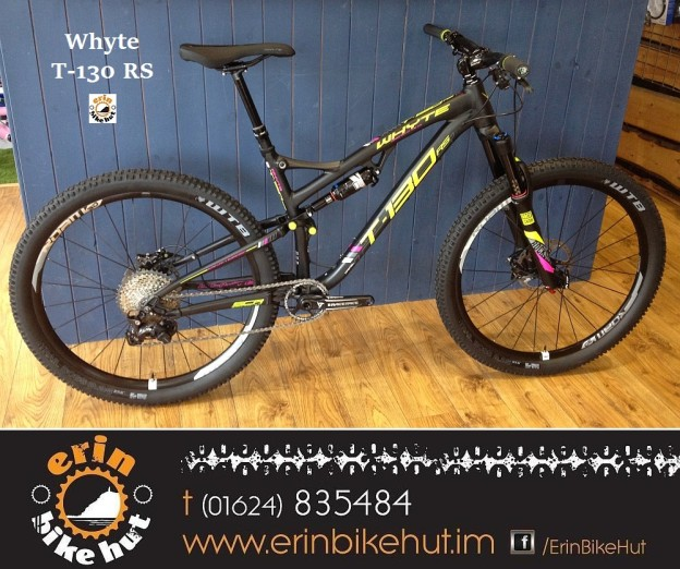 2016 Whyte T-130 RS