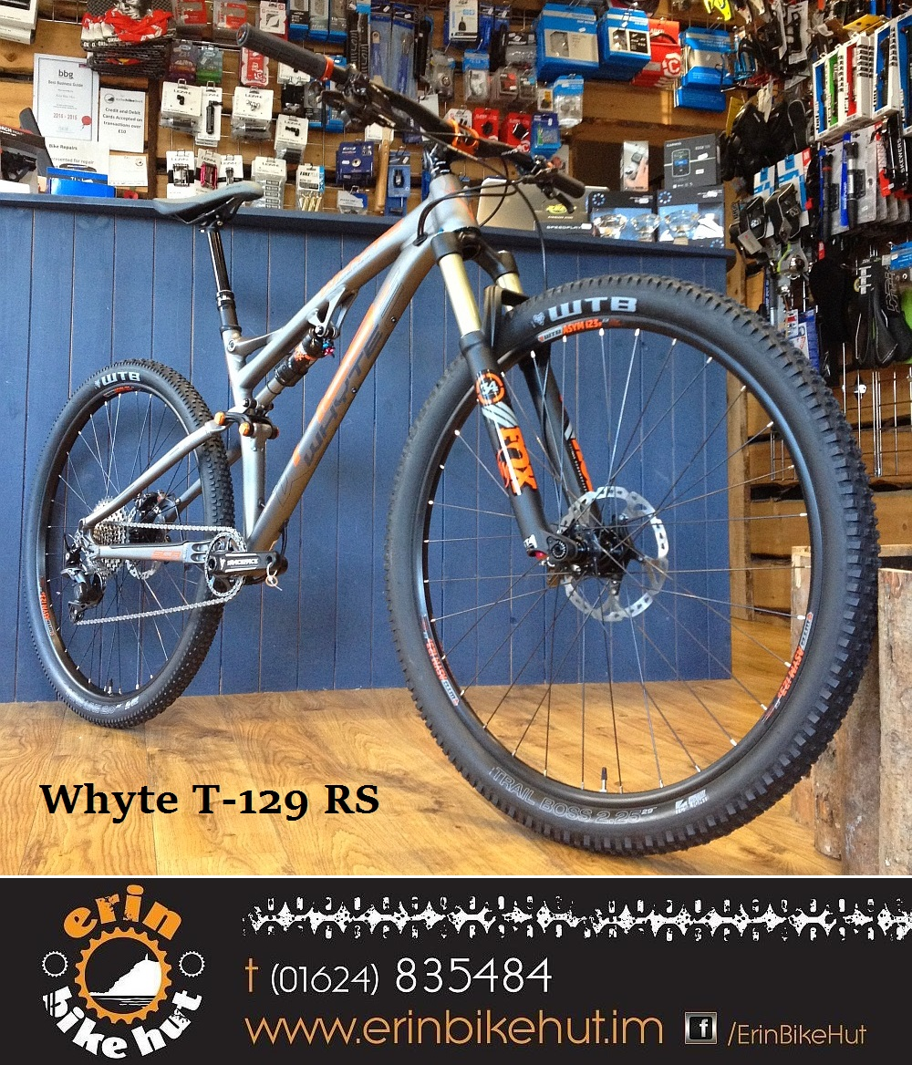 2016 Whyte T-129 RS