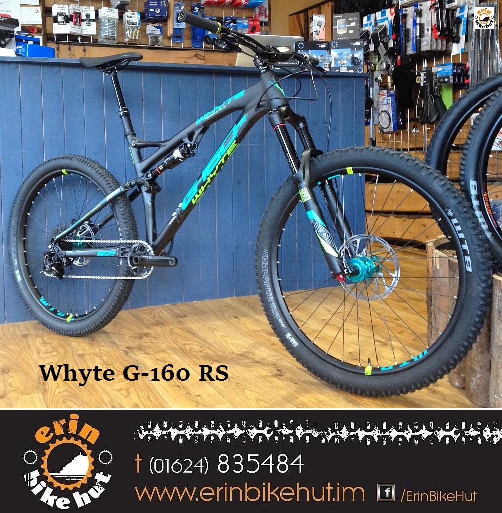 2016 Whyte G-160 RS