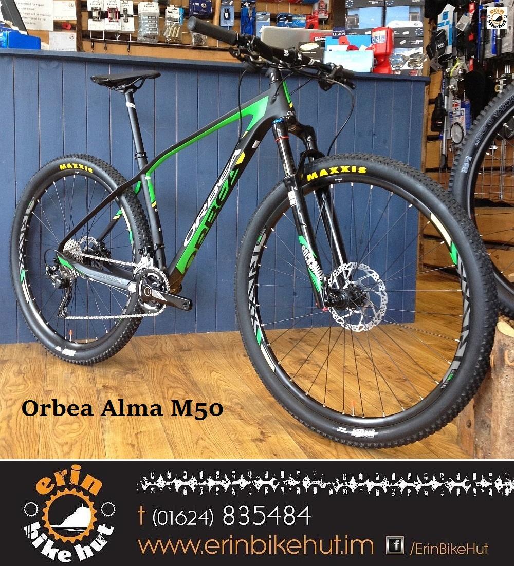 2016 Orbea Alma M50