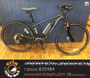 2016 Whyte Coniston e-Bike