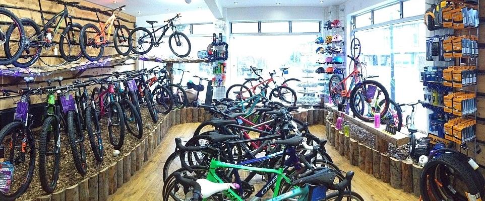 Online Store Erin Bike Hut