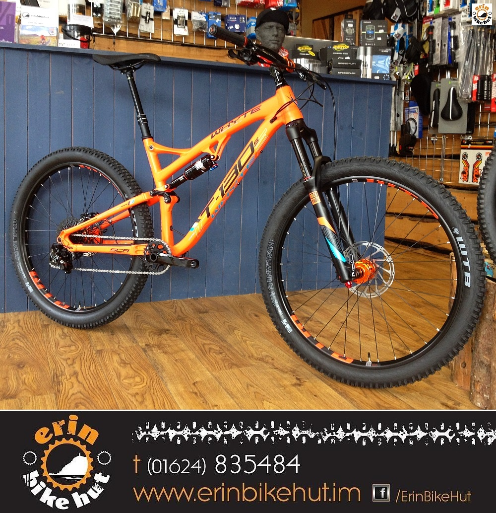 2017 Whyte T-130 S