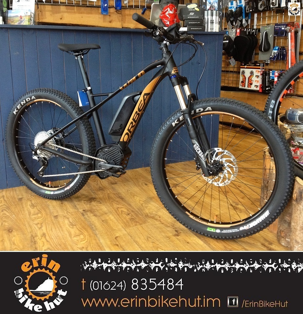 Orbea Wild 30 e-Bike