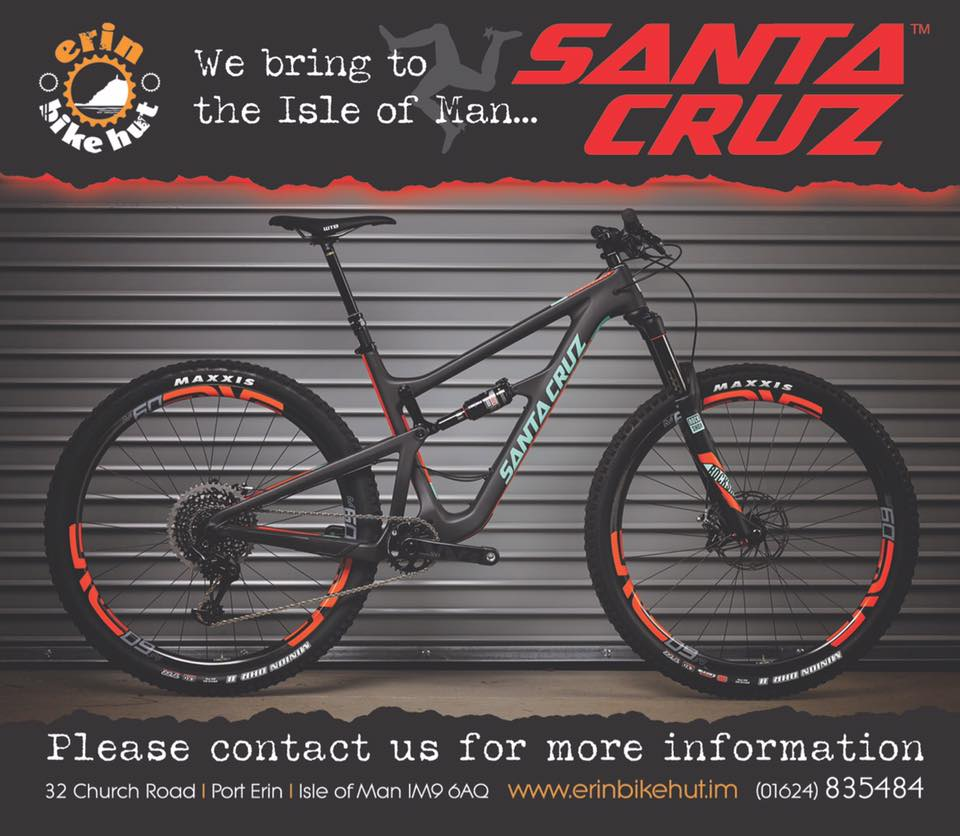 Santa Cruz @ Erin Bike Hut