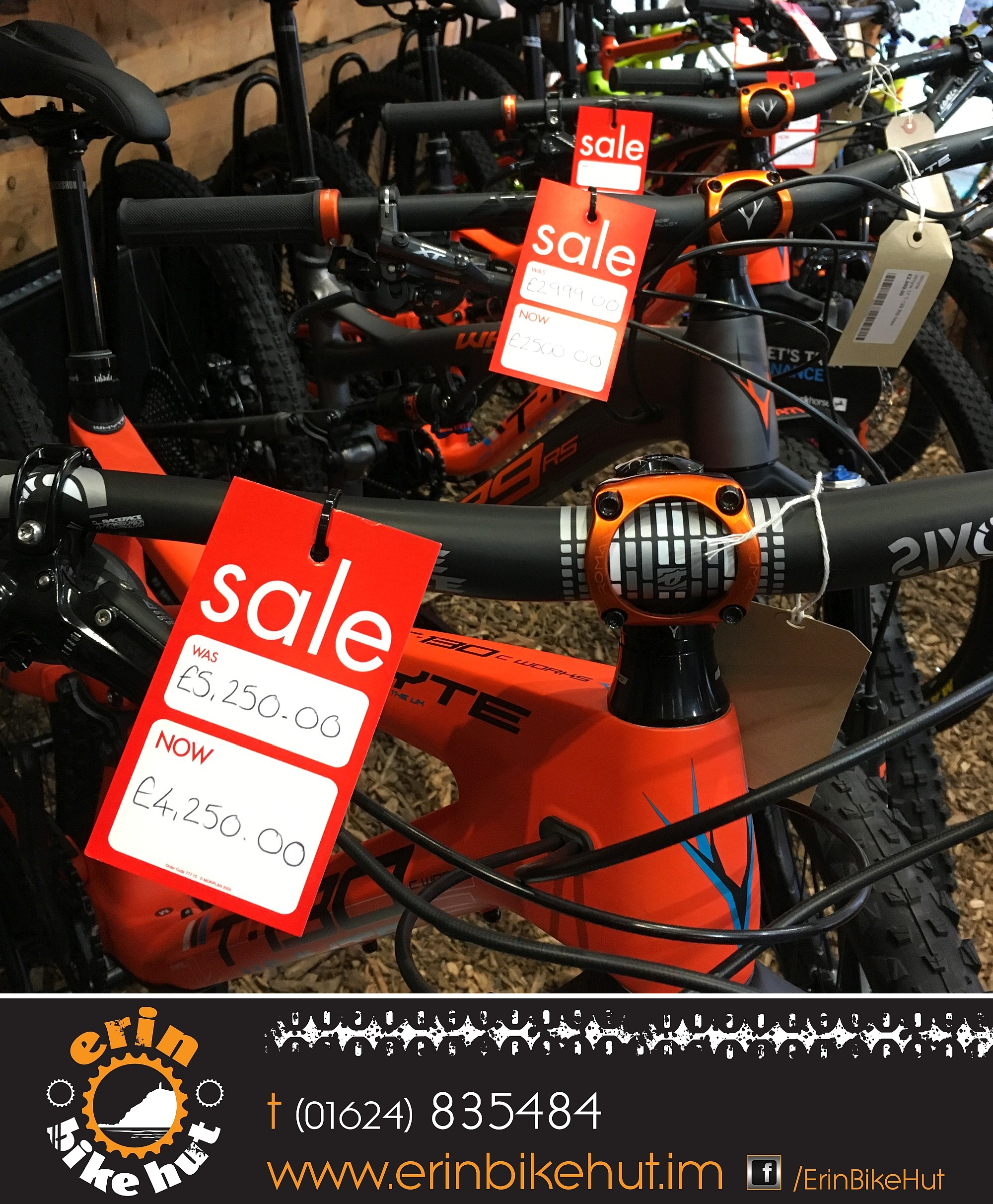 Bike Sale Now On!