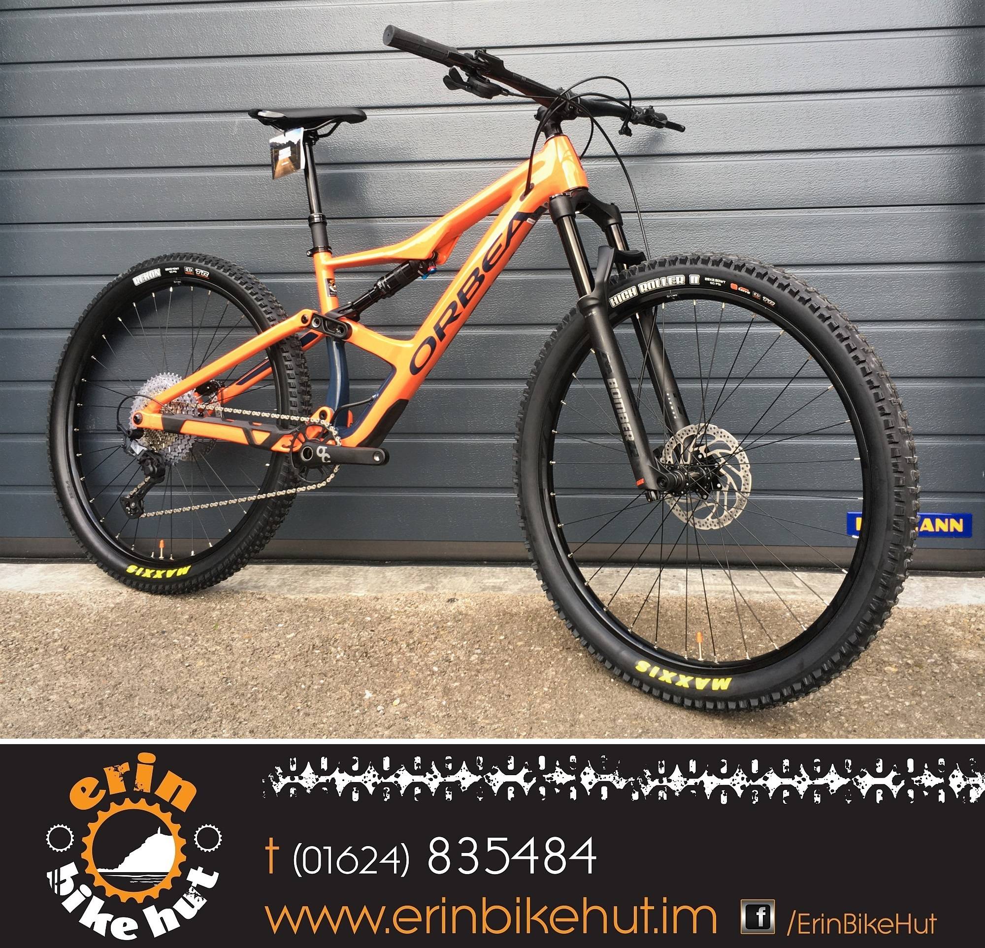 2020 Orbea Occam in stock now!
