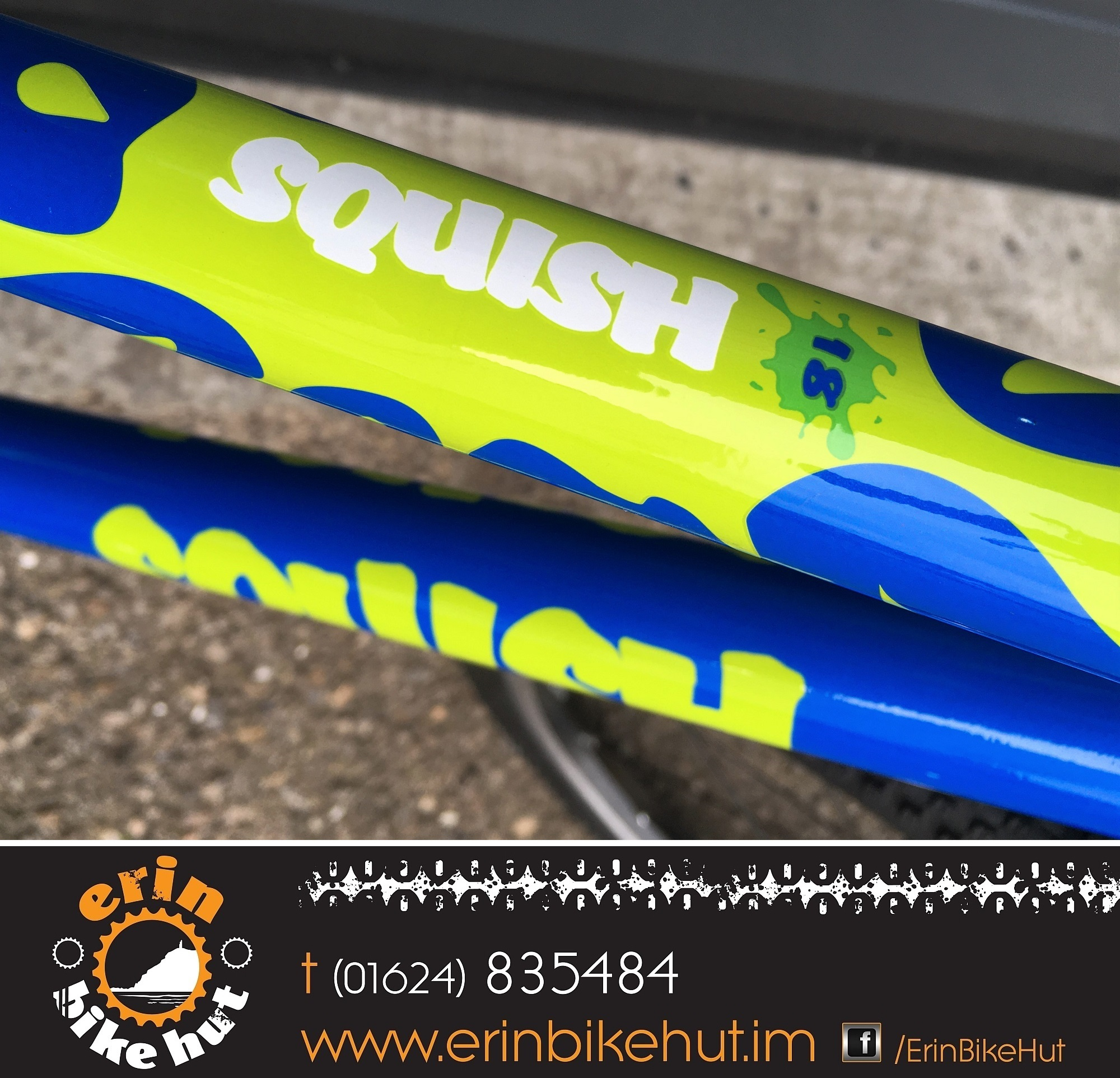 Squish kids bikes available now!