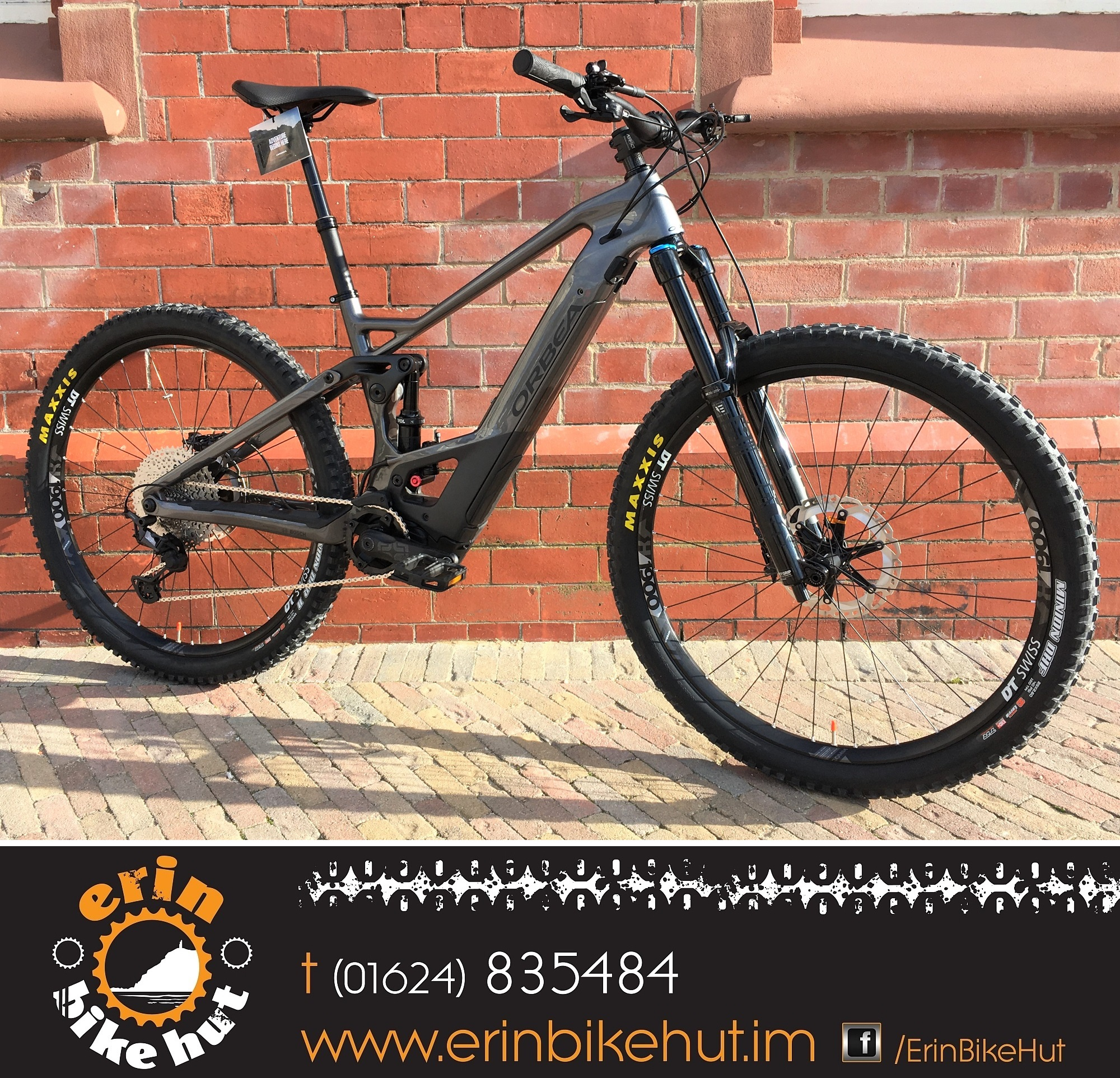 2020 Orbea Wild FS in stock now!